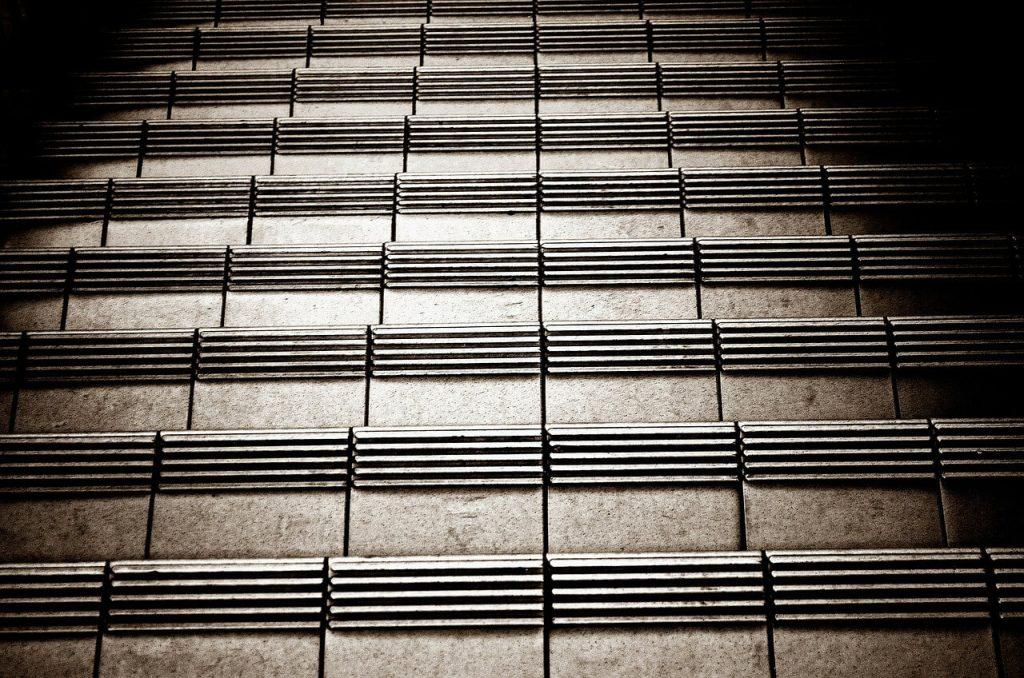 Rodzaje stopnic schodowych